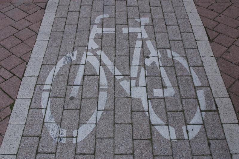Bomax cycle lane