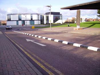 Hertfordshire University-De Havilland Campus Main Entrance